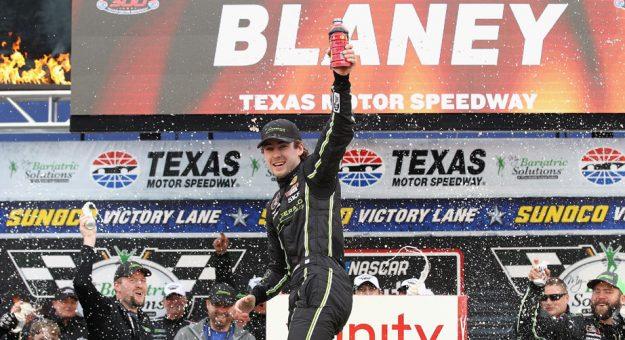 NASCAR XFINITY Series: Ryan Blaney vence no Texas