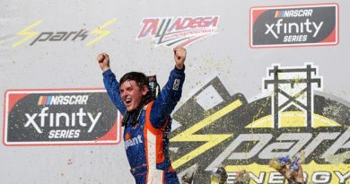 NASCAR XFINITY Series: Spencer Gallagher vence em Talladega