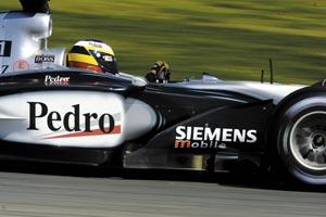 F1: De la Rosa é o mais rápido do dia nos testes em Jerez