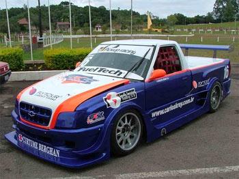 Pick-Up: CKR Racing em busca da primeira vitória