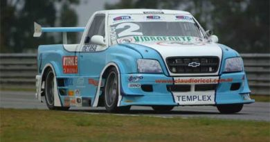 Pick-Up: Ricci conquista a pole na última volta da classificação