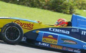 F-Renault: Nunes é pole em treino encerrado com bandeira vermelha