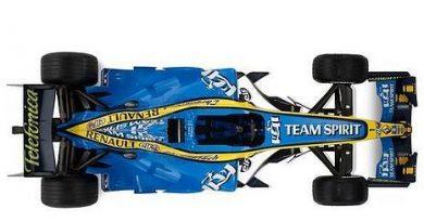 F1: Saiba com é o Renault R26