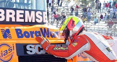 Truck: Tráfego desafia pilotos na pista mais curta do calendário