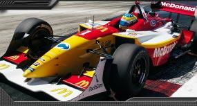 ChampCar: Bourdais marca mais uma pole-position no ano