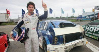 Stock Light: Gustavo Sondermann é pole em Jacarepaguá