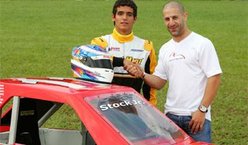 Stock Jr.: Tony Kanaan anuncia novo apoio na Stock Jr e vem ao Brasil