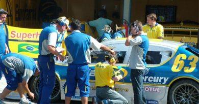 Stock Light: Dia de muito trabalho para Kaesemodel no Rio