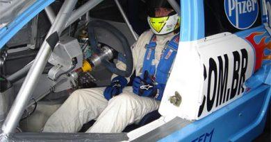 Stock Light: Catarinense Marco Santos teste na categoria que pretende disputar em 2007