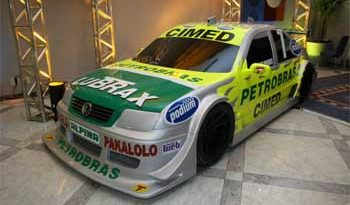 Stock: Petrobras-Action Power apresenta novo carro