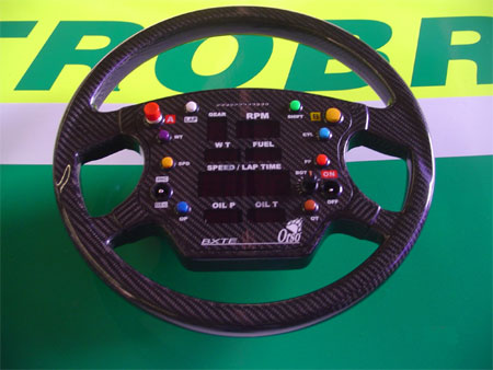 Stock: Petrobras-Action Power terá novo volante inspirado na F1