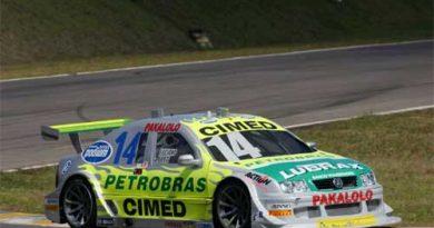 Stock: Burti quer a vitória em Brasília