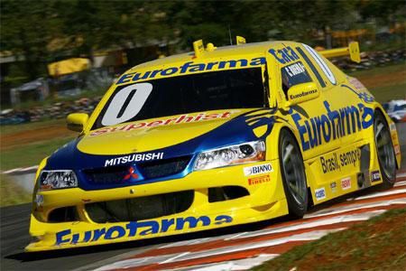 Stock: Cacá Bueno é pole em Londrina