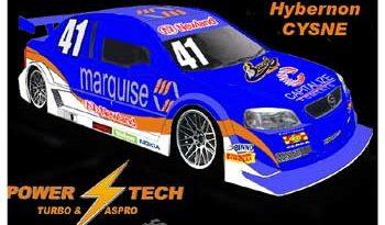 Stock: Três novos patrocinadores apoiam Hybernon Cysne