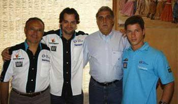 Stock: Neosoro JF Racing apresenta seus pilotos para 2006
