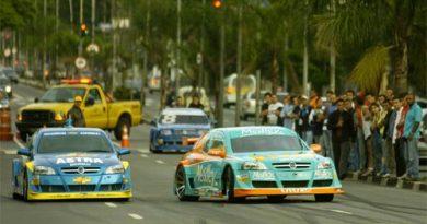 Stock: Às vésperas da decisão, Stock Car invade São Paulo