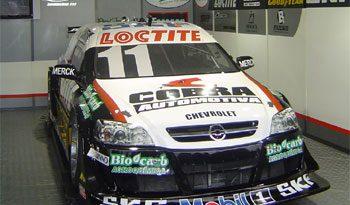 Stock: Nonô Figueiredo termina em 6° lugar a etapa de São Paulo