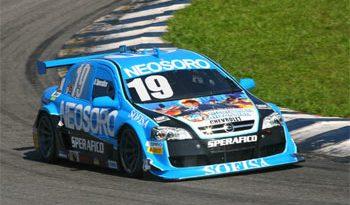 Stock: Sperafico classificado e quer levar o título para o Paraná