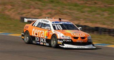 Stock: Tarso Marques é o terceiro mais rápido em Santa Cruz do Sul
