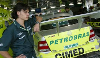 Stock: Após susto, Thiago Marques se prepara para Curitiba