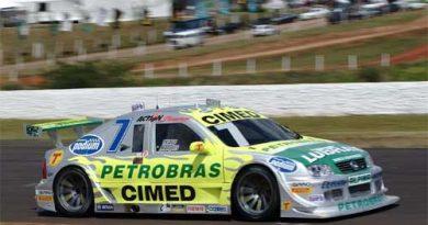 Stock: Pilotos da Petrobras-Action Power aproveitaram a sexta-feira para testar ajustes no carro