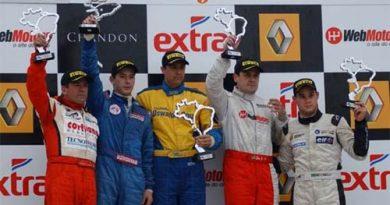 Super Clio: Rafael Sperafico vence a 5ª etapa em Curitiba