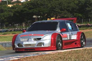 Super Clio: Confira os pilotos confirmados para a estréia da categoria