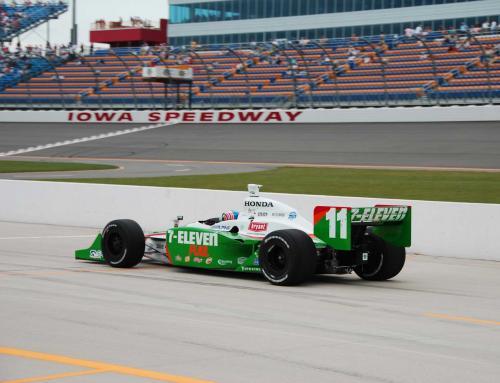 IRL: Tony sai em 7º no Iowa