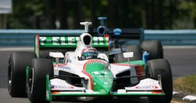 IRL: Tony Kanaan é o mais rápido em treino da Fórmula Indy