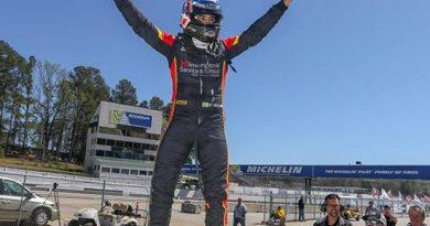 Trans-Am Series: Rafa Matos é o primeiro brasileiro a vencer na categoria