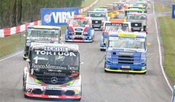 Truck: Cirino abandona e vê Muffato assumir liderança