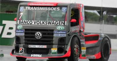 Truck: Débora Rodrigues é destaque no grid em Fortaleza