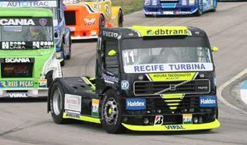 Truck: Diulmar Bueno é campeão de ultrapassagens em Caruaru