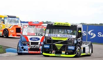 Truck: Diumar Bueno preocupado com as altas temperaturas do motor