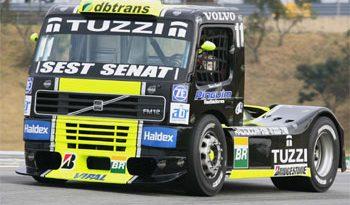 Truck: Diumar Bueno vai do céu ao inferno em Guaporé