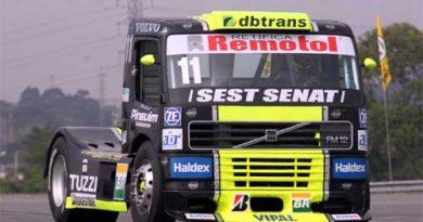 Truck: Quatro pilotos do Paraná terminam entre os dez primeiros