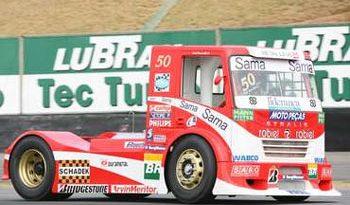 Truck: Marinelli, larga do fim do grid, quer pontuar