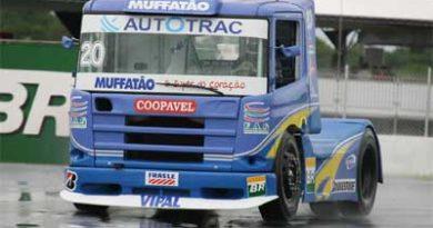 Truck: Pedro Muffato é pole em Fortaleza