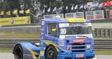 Truck: 'Erro de cálculo' tira Muffato do pódio na sétima etapa em Curitiba