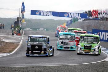 Truck: Duas das mais bem estruturadas equipes já estão prontas para SP