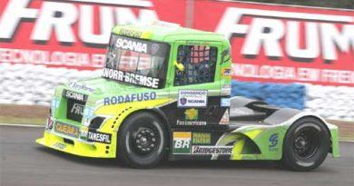 Truck: Roberval aponta competitividade de seu Scania como trunfo para etapa de Curitiba