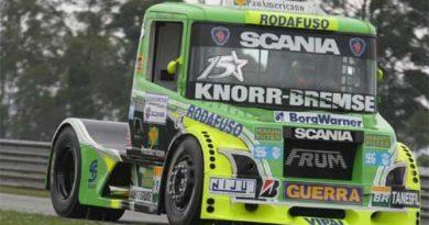 Truck: 'Queimas de radar' em Curitiba inviabilizam recuperação de Roberval na sétima etapa