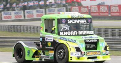 Truck: Roberval se diz 'totalmente à vontade' para tentar repetir vitória na Truck em Tarumã