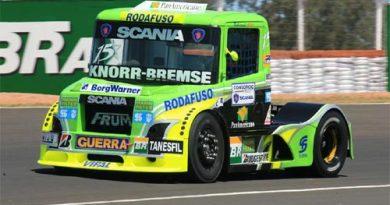 Truck: Renato Martins e Roberval Andrade são os mais rápidos nos treinos em Tarumã