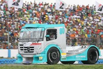 Truck: Vinicius Ramires vence em Campo Grande