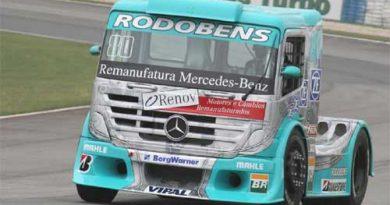 Truck: Vice-líder após duas vitórias, Ramires diz que título é meta para 2007