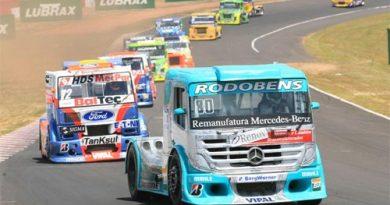 Truck: Quatro pilotos seguem na disputa pelo título