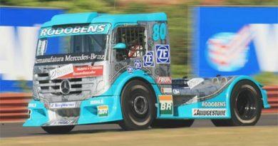 Truck: Ramires festeja liderança da Mercedes no campeonato de marcas