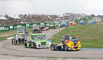 Truck: Categoria corre pela primeira vez em Fortaleza