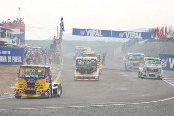 Truck: Categoria chega a São Paulo